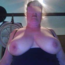 Large tits of my wife - mis-que