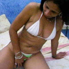 Milagros en Video Parte 17 - Big Tits, Brunette, Bush Or Hairy