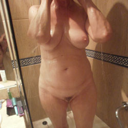Thick Skinned - But Willing To Show - Big Tits, Bush Or Hairy