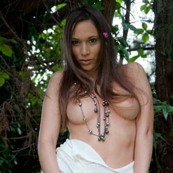 Nude And Seducing Brunette At The Woods - Big Tits, Brunette Hair, Firm Tits, Hanging Tits, Huge Tits, Long Hair, Nude In Nature, Nude In Public, Nude Outdoors, Perfect Tits, Trimmed Pussy, Sexy Body, Sexy Boobs, Sexy Figure, Sexy Girl, Sexy Legs, Sexy Woman, Latina