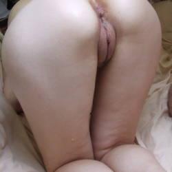 A neighbor's ass - Hubby's friend