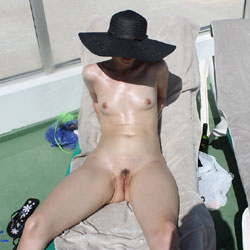 Seducing Body Under The Sunllight - Exposed In Public, Full Nude, Hard Nipple, Lying Down, Naked Outdoors, Nipples, Nude Beach, Nude In Public, Trimmed Pussy, Beach Voyeur, Sexy Body, Sexy Feet, Sexy Figure, Sexy Girl, Sexy Legs
