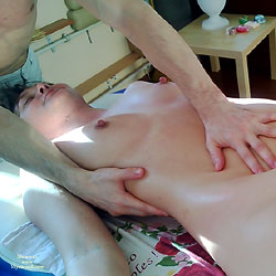 Massage - Shaved, Wife/Wives