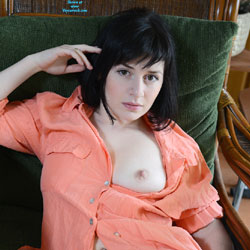 Trimmed Pussy On Chair - Big Tits, Brunette Hair, Erect Nipples, Firm Tits, Flashing Tits, Flashing, Hard Nipple, Indoors, Nipples, No Panties, Perfect Tits, Short Hair, Showing Tits, Trimmed Pussy, Sexy Body, Sexy Boobs, Sexy Face, Sexy Figure, Sexy Legs