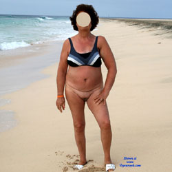 Micro Slips - Mature, Beach, Wife/Wives