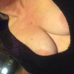 Small tits of my girlfriend - AngelaD