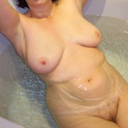 Large tits of my wife - JMAX