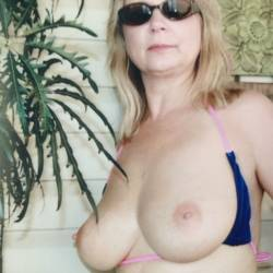 Medium tits of my wife - Stevie