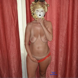 Mask - Natural Tits, Big Tits, Shaved, Wife/Wives