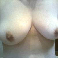 Small tits of my girlfriend - Abigail