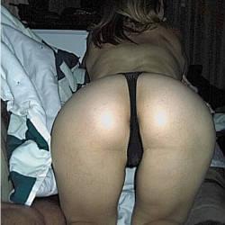 My wife's ass - Tasty wife