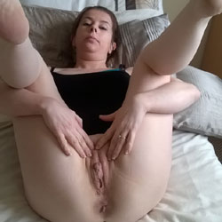 My Sexy Wife - Brunette, Shaved, Wife/Wives