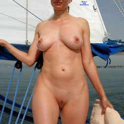 Sailing Sarah - Big Tits