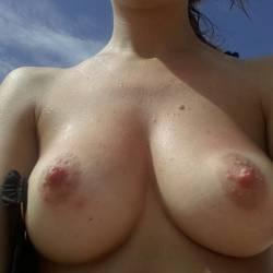 Large tits of my ex-girlfriend - Ex GF