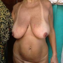 Large tits of my wife - TeCr