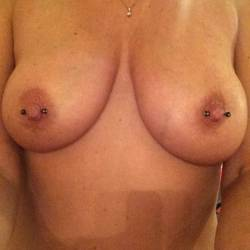My medium tits - Chrissy