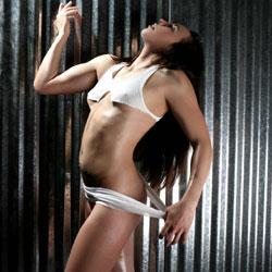 Model Attempt - Brunette