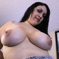 Wanna Try Me? - Big Tits, Brunette