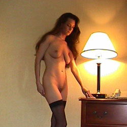 Fire And Oil - Big Tits, Brunette