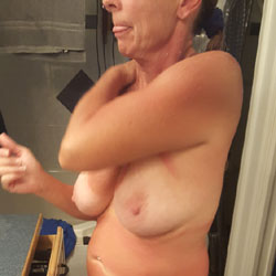 Tan Lines - Big Tits
