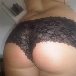 My girlfriend's ass - Becks