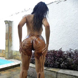 Selma Brasil Ass And Chocolate - Brunette