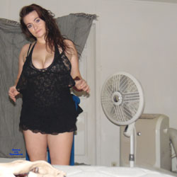 Naughty Is As Naughty Does 2 - Brunette, See Through