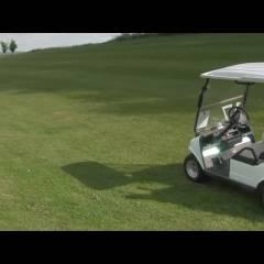 Golf Caddies - Big Tits, Outdoors