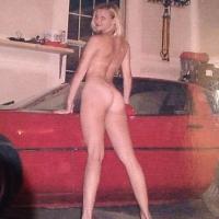 My ass - bad girl