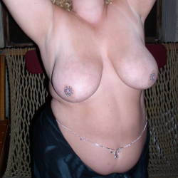 Large tits of my wife - Hot Stuff