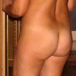 My wife's ass - MoglieNuda