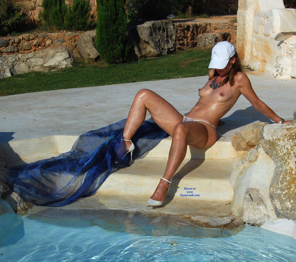 Pic #1 - Lilly On Vacation - Heels , Beautiful Model, Nude Babe, Bikini Babe, See Through
