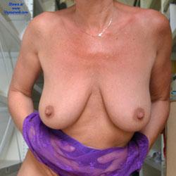 At Work - Big Tits