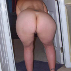 My wife's ass - Rere