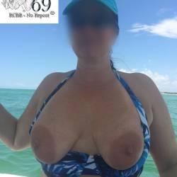 Medium tits of my wife - Agent69