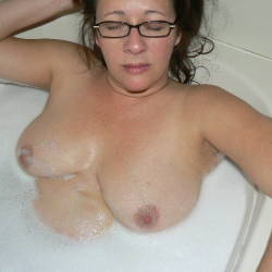 Large tits of my ex-wife - renee