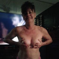 Showing My Nipples - GF