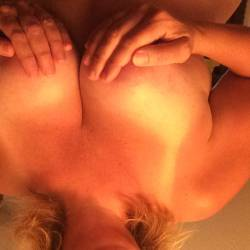 Large tits of my wife - JJ WetSpot