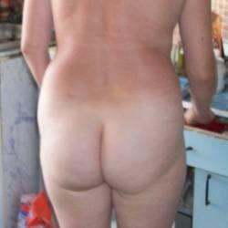 My wife's ass - Elena