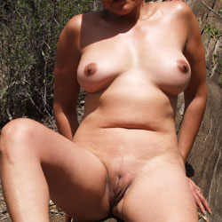 Nature Walk - Big Tits, Nature, Wife/Wives