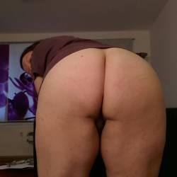 My girlfriend's ass - ingi