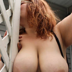 Very large tits of my wife - Lilith