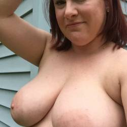 Large tits of my girlfriend - Daddysnygirl
