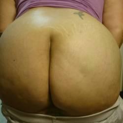 My wife's ass - Angela