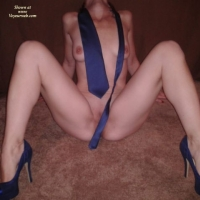 Blue - High Heels Amateurs, Blonde