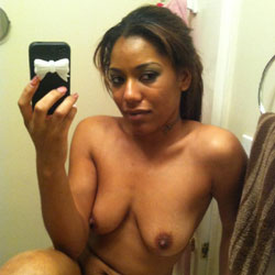 Thinking Of Escorting - Ebony, Big Tits, Tattoos