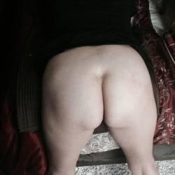 My girlfriend's ass - Coco