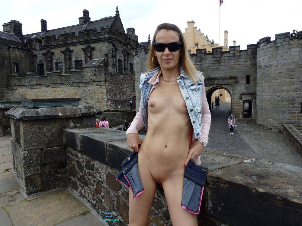 Are not Nude girls tour castle improbable!