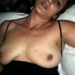 Large tits of my girlfriend - naughty mommy