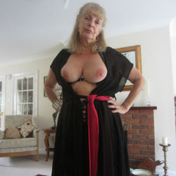 July Fun - Big Tits, Mature